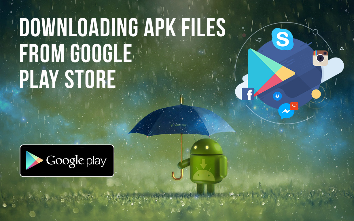 Download APK play Store