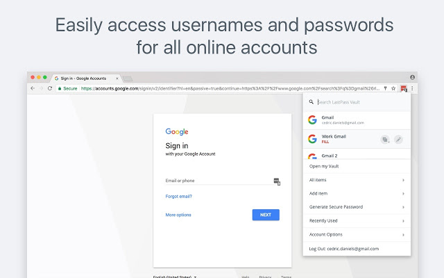 lastpass-productivity-chrome-extension